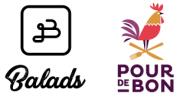Rencontre avec Jérôme Ravet et Laurent André, co-fondateurs de Balads, notre nouveau partenaire