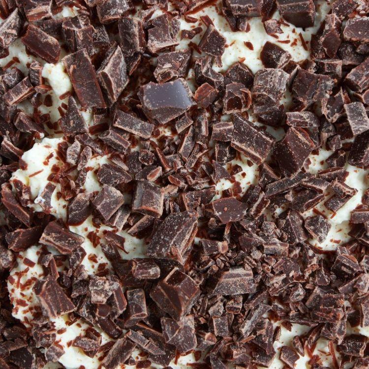 comment faire des pépites de chocolat avec une tablette ?