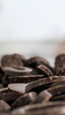pastilles de chocolat pour faire fondre du chocolat