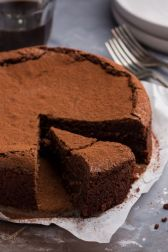 moelleux au chocolat recette
