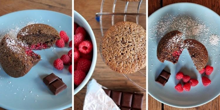 recette de muffins à la farine de drêche