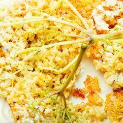 beignets de fleur de sureau