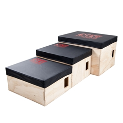 Soft Edge Plyo Box
