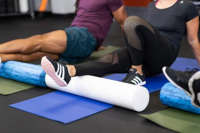 The DOs and DON'Ts of Foam Rolling blog - Power Systems