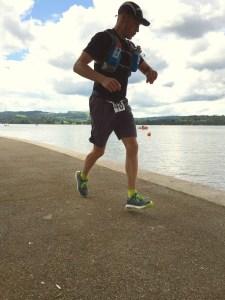 Triathlon X running