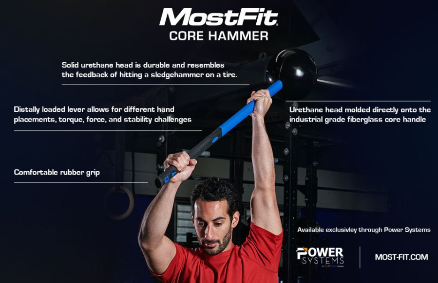 MostFit Core Hammer