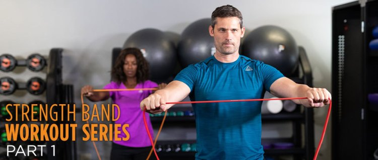 Strength Band Workout Series Part 1 - Power Systems