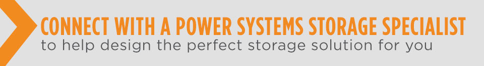Connect with a Storage Solutions Expert - Power Systems