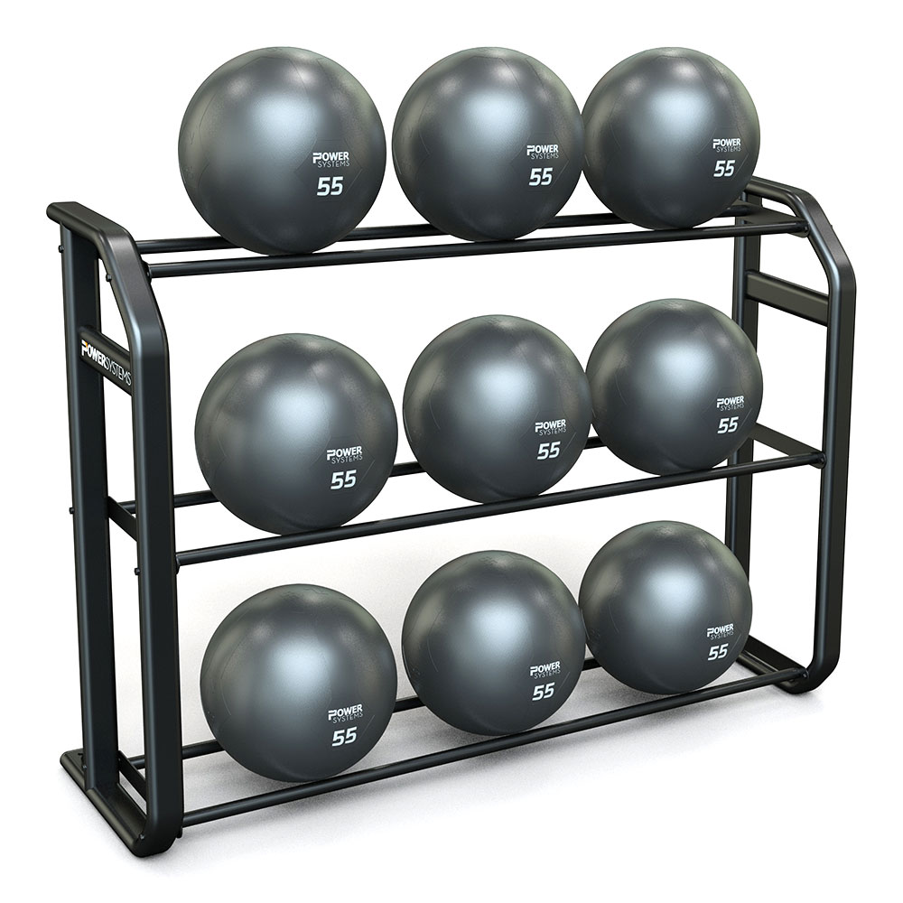 Denali Stability Ball Rack - Power Systems