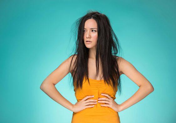 cheveux secs la déprime que faire - pranaloe