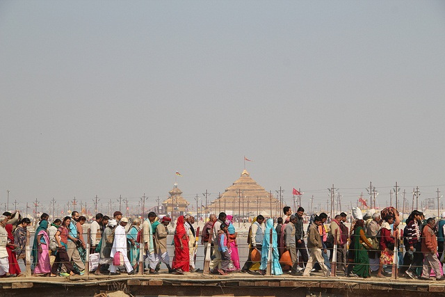 Allahabad-religious places in India