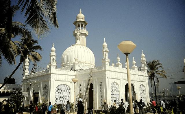 Haji Ali in Mumbai