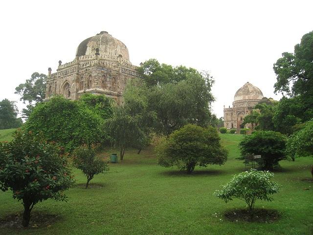 Lodi Garden Delhi India