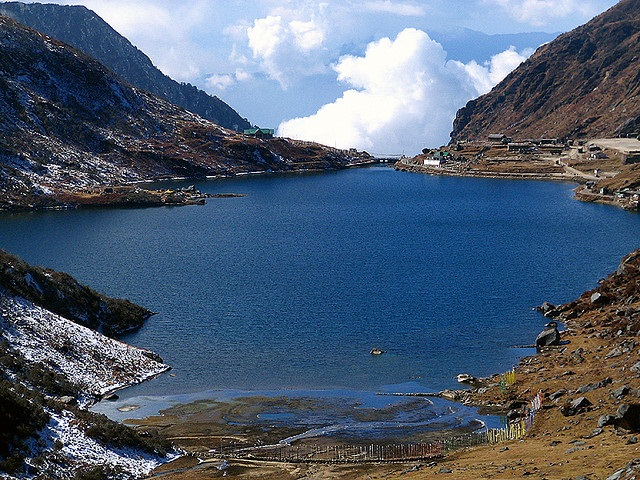 Sikkim-Top 10 adventure destinations in India