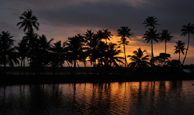 Alappuzha Backwaters of Kerala