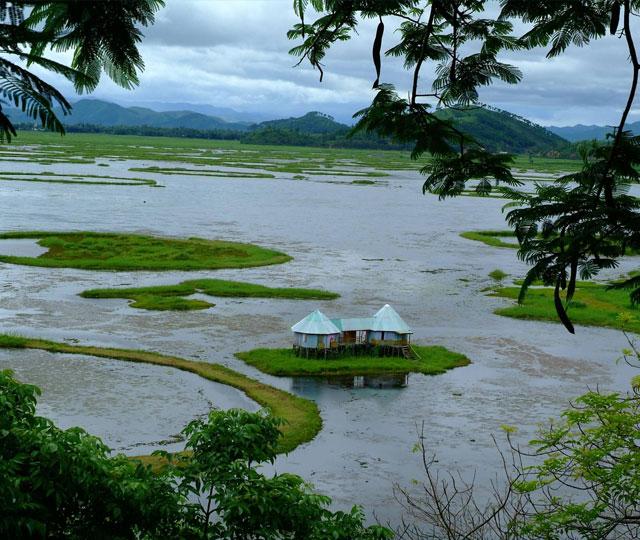 Moirang in Manipur