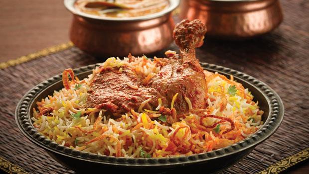 Hyderabad-Biriyani