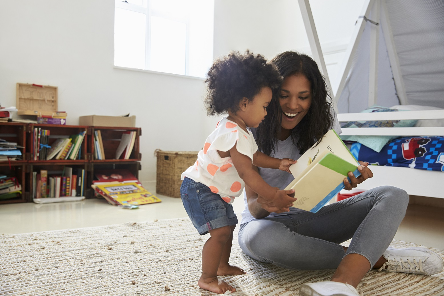 Introducing Your Baby To Books