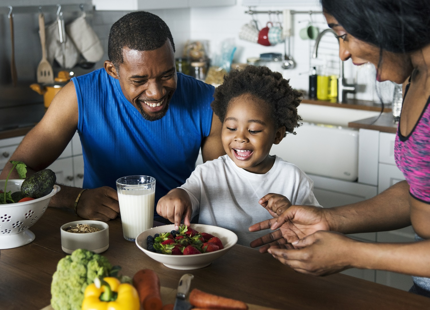 Maintaining Good Nutrition for Your Child During the COVID-19 Pandemic