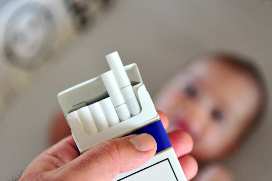 How Smoking Affects Your Baby