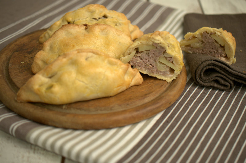 Cornish Pasty a modo mio