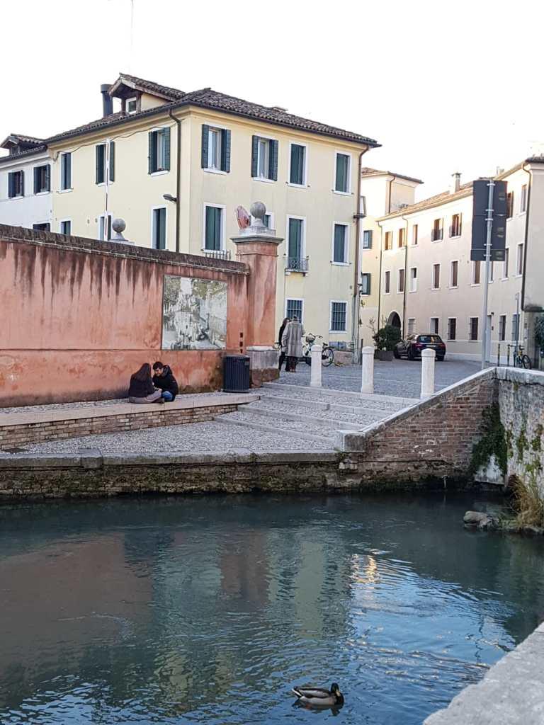 angolo romantico a Treviso