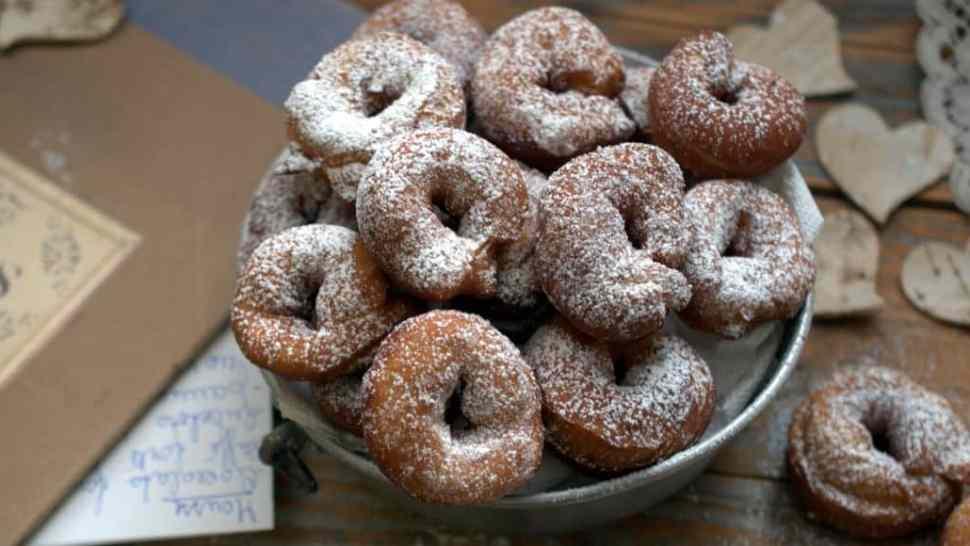 dolci napoletani di carnevale