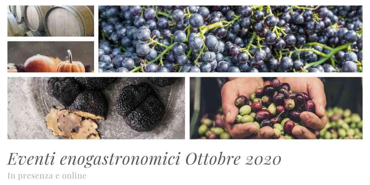 feste e sagre in ottobre 2020