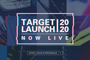 Banner Target Launch 2020