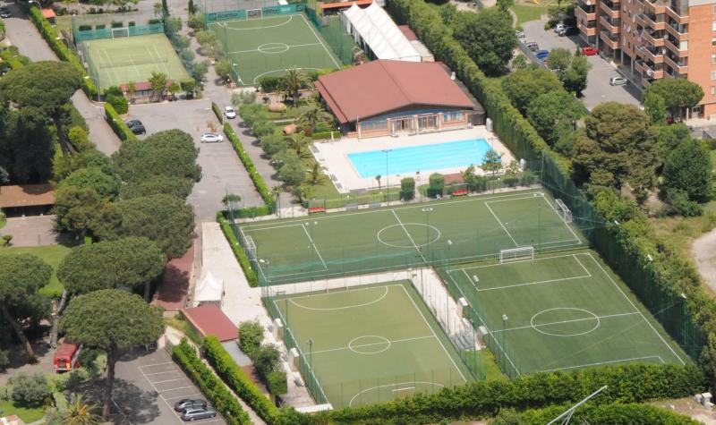 Sporting Club Paradise panoramica