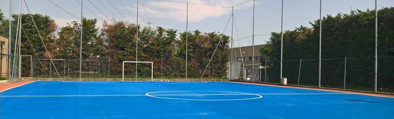 sporting friends campo calcio a 5