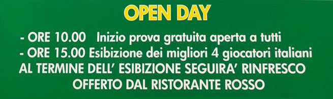 Idea Verde Olgiate Olona Open Day Inaugurazione Campo di Padel