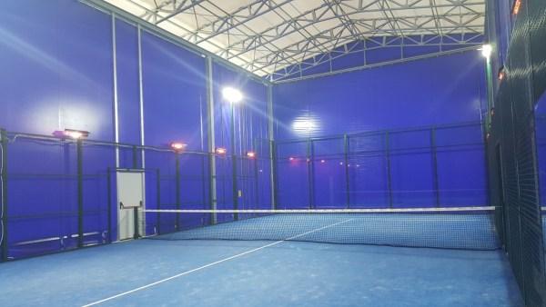 giocare a padel a Milano Castelletto Tennis Club Padel