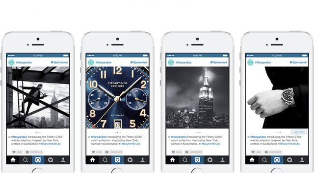 Carousel Ads rock Instagram Stories