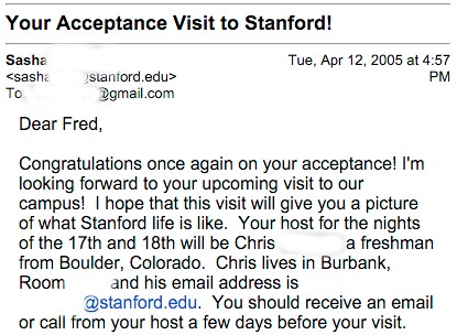 Ways to Get Into Stanford