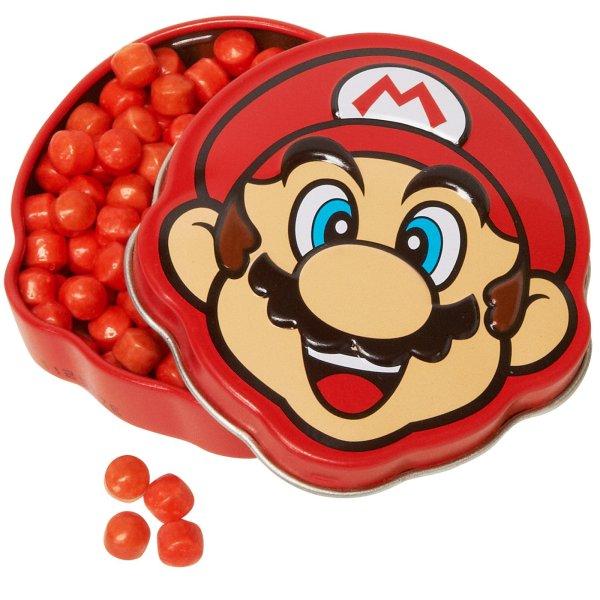 Bonbons Nintendo Mario CoinDuGeek