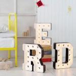Vegas Boneyard Letter Lights | Press Loft Blog