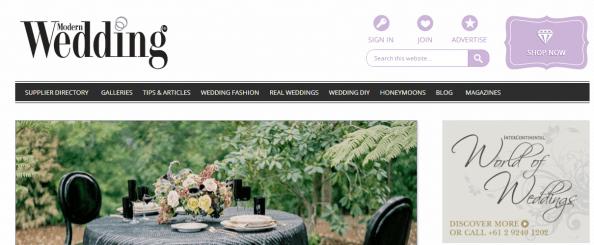 Top Ten Wedding Blogs   Press Loft Blog