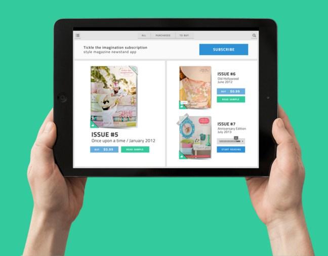 mobile publishing apps