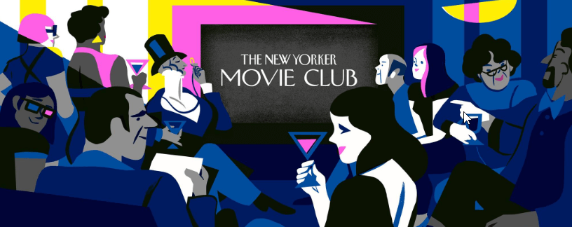 The New Yorker Movie Club – group on Facebook