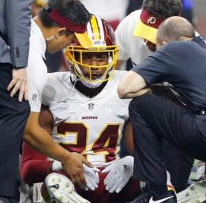 NFL Week 4 Injury Report josh norman