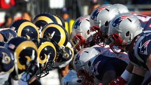 Patriots and Rams at Full-Strength Going to the Super Bowl