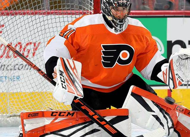 Sports Bookie News: Oilers Get Anthony Stolarz in Trade with Flyers