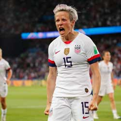 The US Survives France, England is Next in Women's World Cup