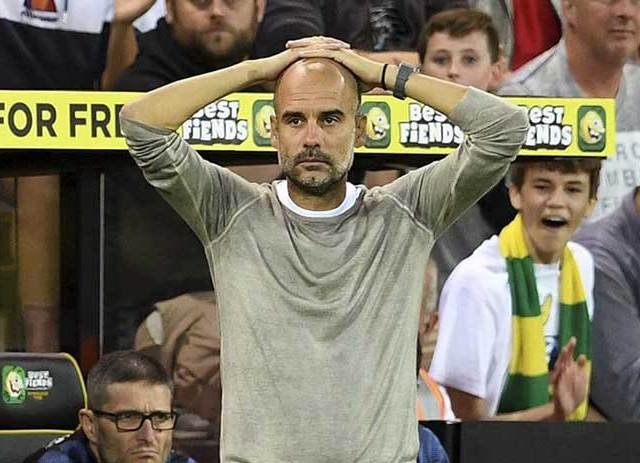 Bookie and Fans Mad at Sky Sports for Ads in First Half of Man City vs Norwich Match