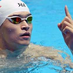 Sportsbook Report on Sun Yang 8 Year Ban