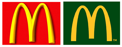 McDonald's Branding – suspiciously healthy! - Print and ...