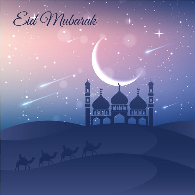 3 Contoh Kartu Ucapan Idul Fitri Yang Unik & Menarik