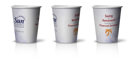 Sun Federal Credit Union www.custompapercup.com