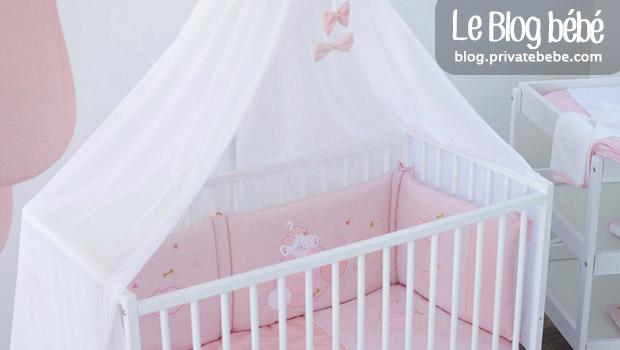 un ciel de lit enfant